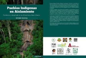 NUEVO INFORME REGIONAL SOBRE PUEBLOS INDÍGENAS EN AISLAMIENTO EN LA AMAZONÍA Y EL GRAN CHACO