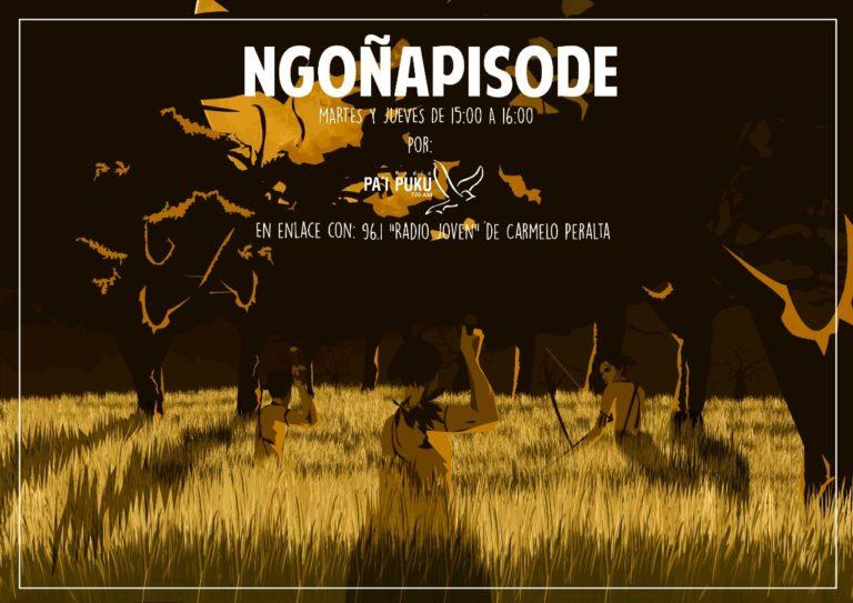 NGOÑAPISODE, PROGRAMA DE RADIO AYOREO N° 25